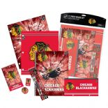 Chicago Blackhawks 11 Item Stationary Set